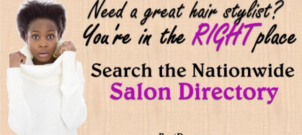 You're in the Right Place to Find a Black Hair Salon