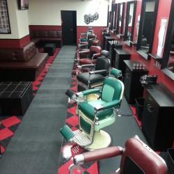 Cuttin' on the 9's Barbershop