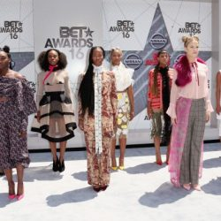 Trending: 9 Celebrities Who Wore Natural Extension Styles on the BET Awards Red Carpet