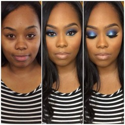 Makeup by Drini is a professional makeup artist who loves sharing and inspiring beauty